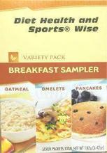 Variety Breakfast Sampler Pack (DHSW) 199 PURCHASE by MIX and MATCH WHOLESALE For Big Savings
