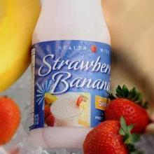 Strawberry Banana Smoothie BOTTLED Drink Mix - 215 Less than $2/btl (DHSW) By Healthwise