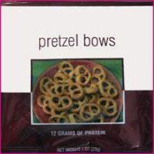 Pretzel Twists Bows Robard less than $1.50/bag 25% Off -762- (DHS)  Diet Health and Sports Brand Advanced Health Systems Low Cost Discount