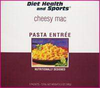 Cheesy MAC 741 WHOLESALE CASE 35% Off (24 boxes/case 3 servings/box normally $14.25/box) (DHS)