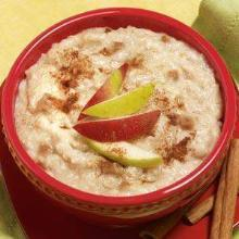 Apple 'n Cinnamon High Protein Hot Oatmeal 720 - 60% off (DHS) by Robard