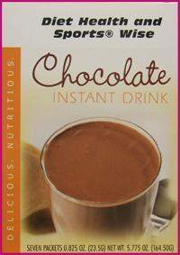 Chocolate Drink Mix - (DHSW) 154 PURCHASE by MIX and MATCH WHOLESALE For Big Savings