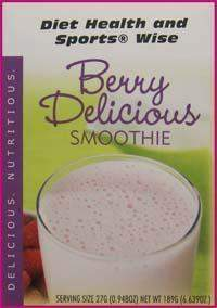 Berry Delicious Smoothie Mix with Sucralose- (DHSW) 002 PURCHASE by MIX and MATCH WHOLESALE For Big Savings