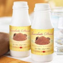 Chocolate Drink (Chocolate Cooler) Bottled Protein Drink Mix - Less than $2/btl (DHSW) By Healthwise - 208