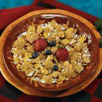 CINNAMON CRUNCH (or Cinnamon Crisp) CEREAL 721 Just $7.92/box 40% Off (24 boxes/case 7 servings/box normally $13.25/box) (DHS) Made by Robard Advanced Health Systems-DietFoodsWholesale.com
