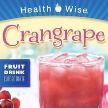 CranGrape Flavored LIQUID Concentrated Drink less than $10/box 15 gm Protein/packet -050- Low Cost Discount