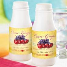 Cran-Grape BOTTLED Drink Mix -Less than $2/btl (DHSW) By Healthwise 204