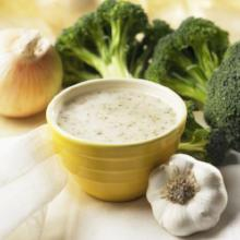 Cream of Broccoli High Protein Hot Soup Mix - Less than $10/box (DHSW) Made by Healthwise