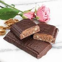 Caramel Brownie NUT Bar 801 $8.62/box Low Cost 35% Off