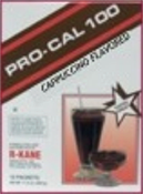 Chocolate Pudding and Shake Mix - $15.21/box Pro-Cal 100 - Save 35% R-Kane Brand (Price per Case/24 boxes/12 packets)-DietFoodsWholesale.com