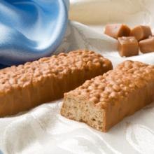 Divine Caramel Sea Salt Bars $10.62/box Healthwise 25% Off