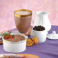 Mocha Cream Pudding/Shake $7.12/box Robard w/SUCRALOSE 50% Off 854 (40 boxes/case 7 servings/box normally $14.25/box) Made by Robard Advanced Health Systems (DHS) Low Cost Discount