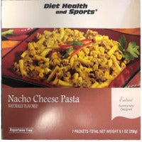 Nacho Cheese formerly Spicy Cheese 'n Pasta Mix by ROBARD  752 WHOLESALE CASE 35% off (24 boxes/case 7 pkts/box) (DHS)