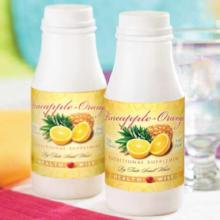 Pineapple Orange Bottled Protein Drink Mix - Less than $2/btl (DHSW) By Healthwise - 206
