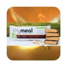 Peanut Butter Chocolate Tiny Meals Bar - With Fiber - 1201 - and GET 16% OFF (R-Kane) (Price is per case 16 boxes, 7 bars/bx)