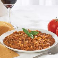 Spaghetti Bolognese - 014 - Less than $10/bx More than 40% off  (DHSW) Made by Healthwise