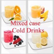 Mixed Case ORANGE, LEMON, BERRY BLAST, PEACH MANGO Proti-15 Cold Drink -B107 Less than $9/bx (DHSM) by Bariatrix