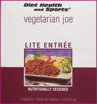 Vegetarian JOE Mix 751 WHOLESALE CASE 35% off (24 boxes/case 7 pkts/box) (DHS) (DHS)