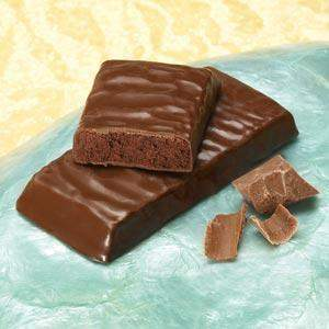 Chocolate BAR with Chocolate Coating - 773 $8.62/box (DHS) by Robard