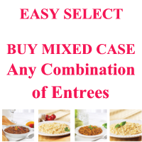 EASY SELECT Pick 24 Boxes of any Light Entrees Get Case Price $254.99 Made by (DHSW) Healthwise (IMPORTANT: The Final Case Discount will equal $254.99 when you have exactly 24 Boxes Selected)