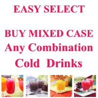 EASY SELECT MIX AND MATCH Less than $10/box. Buy 36 of Cold Drinks Save $150 with automatic discount. Just $359.99 Made by Healthwise