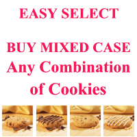 Cookies $12.25/box by Healthwise Low Cost Wholesale Discount EASY SELECT any 24 boxes