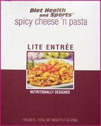Spicy Cheese 'n Pasta Mix 752 WHOLESALE CASE 35% off (24 boxes/case 7 pkts/box) (DHS)