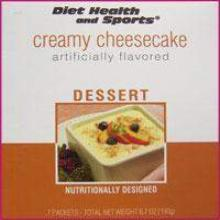 Creamy CHEESECAKE Dessert Mix Robard over 50% Off - 870- Advanced Health Systems (DHS) Low Cost Discount