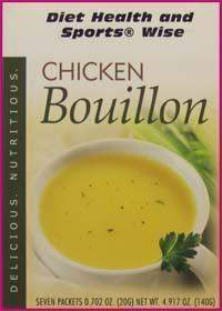 Chicken Boullion High Protein Hot Soup Mix - (DHSW) 168 PURCHASE by MIX and MATCH WHOLESALE For Big Savings