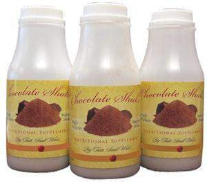 Chocolate BOTTLED SHAKE Mix with Sucralose- 203 (DHSW) Diet Health and Sports WISE Brand (Price is per 96 bottles per case)