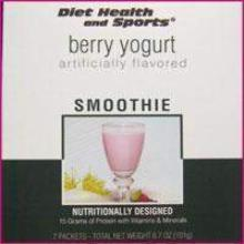 Berry Yogurt Smoothie Mix Sweetened with Sucralose - 859 - 50% Off (DHS) by Robard