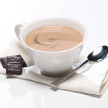 Hot Chocolate Proti-15 Hot Drink -B200 Less than $9/bx (DHSM) by Bariatrix