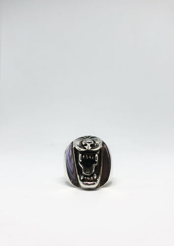 TIGER MOUTH RING