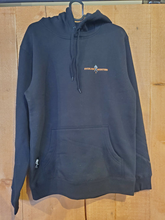 Overland Outfitters Built By Bloody Knuckles Hoodie