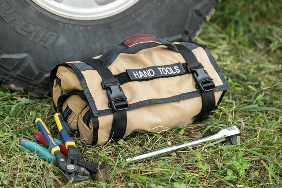 Blue Ridge Overland Gear - Tool Pouch Roll
