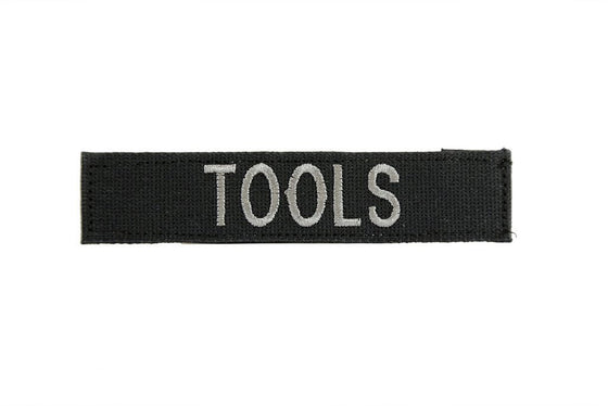 "Blue Ridge Overland Gear ""Tools"" Patch"