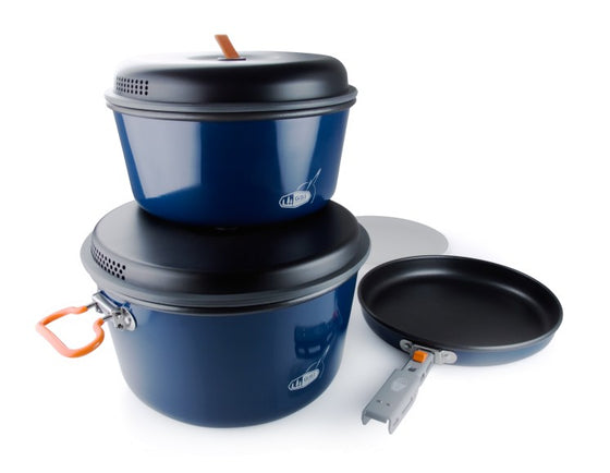 GSI Bugaboo Base Camper Cookset Large