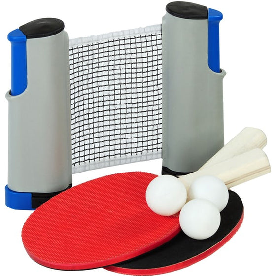 Outside Inside Freestyle Table Tennis
