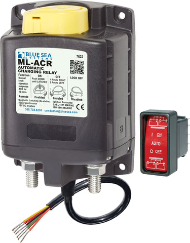 Blue Sea ML-ACR (Automatic Charging Relay)