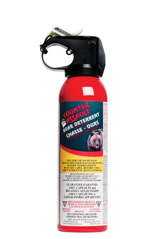 Counter Assault Bear Spray 230g Canister