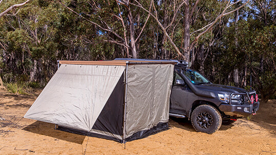 ARB Deluxe Awning Room w/ Floor - 2000MM X 2500MM - 813208A