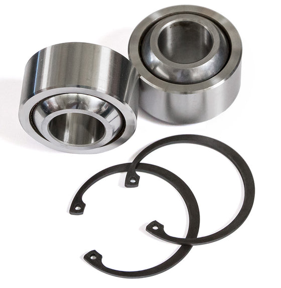 "Total Chaos 1"" Stainless Steel Uniball Replacement Kit"