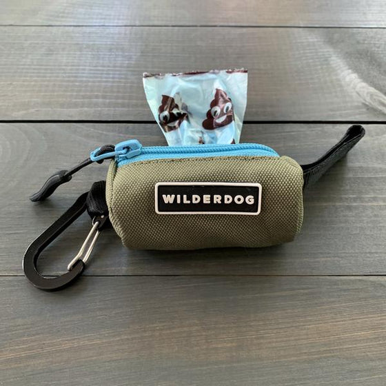 Wilderdog Dog Poop Bag Holder