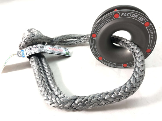 Factor 55 Rope Retention Pulley