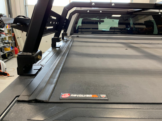 RCI Offroad Bed Rack Tonneau Adapters