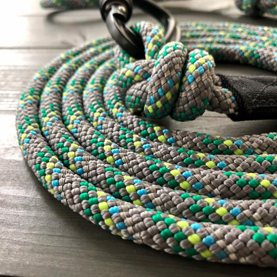 Wilderdog Alpine Reflective Rope Leash - Overland Outfitters