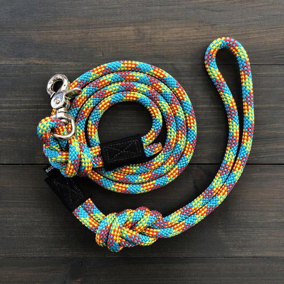 Wilderdog Quick Clip Rope Leash - 5ft