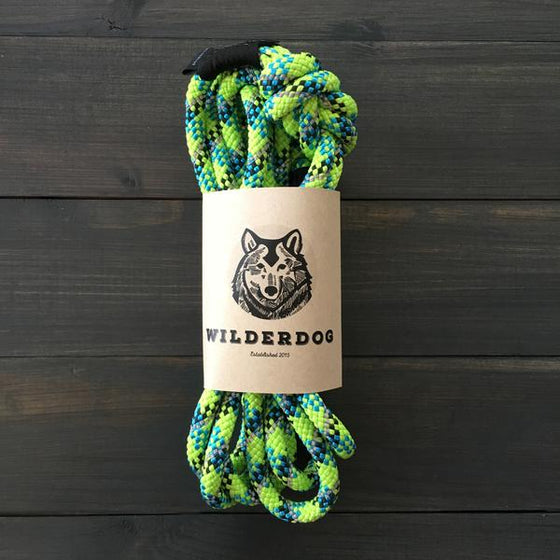 Wilderdog Big Reflective Rope Leash - Overland Outfitters