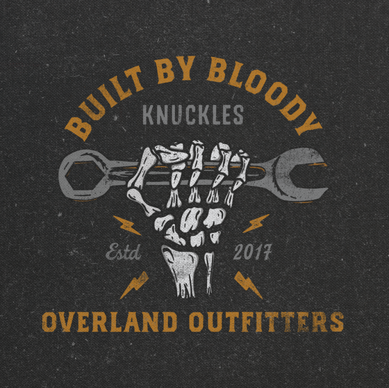 Built By Bloody Knuckles - Overland Outfitters Established 2017