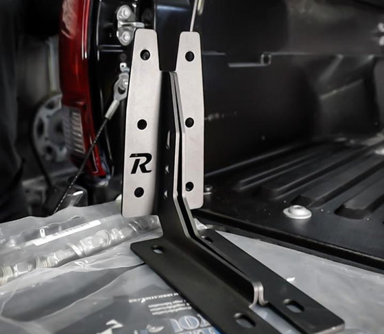Rago Toyota Tacoma Bed Channel Stiffeners